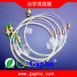 小型单模单纤准直器 光纤类型 250um裸光纤或900um紧套管